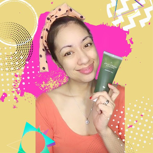 Althea x Get It Beauty Real Fresh Skin Detoxer collaboration