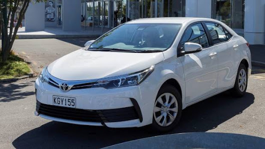 Toyota Corolla upgraded for 50th year in New Zealand |