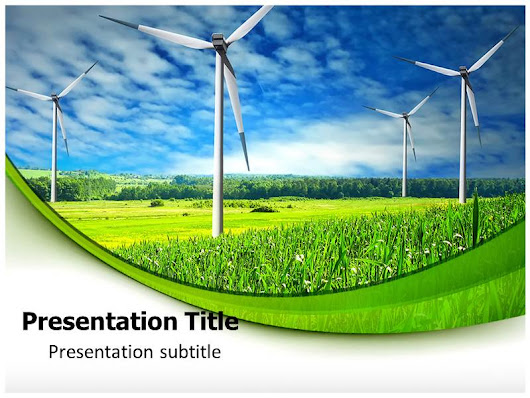 Renewable Energy PPT Templates, Renewable Energy PPT Background, Themes