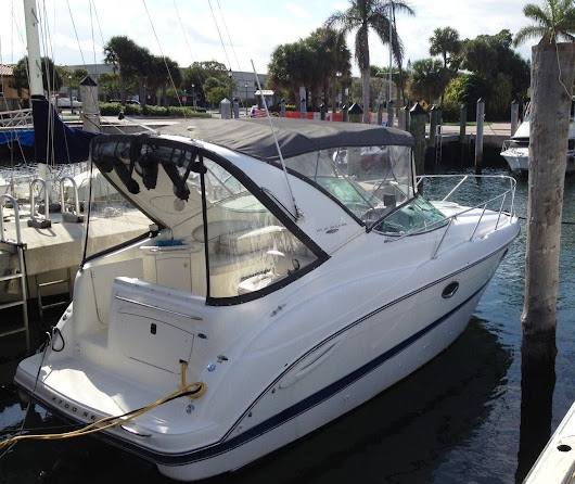 2004 Maxum 2700 SE Power Boat For Sale -