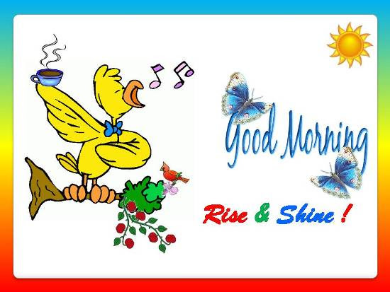Wishes For A Very Good Morning Free Good Morning Ecards Greeting