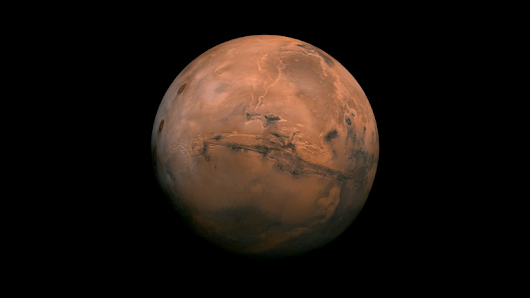 Did natural batteries create Mars' organic carbon? | EarthSky.org