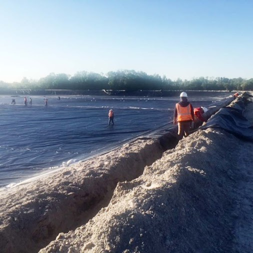 COMANCO Wraps Up a Liner Installation Project on Florida's East Coast Last week, COMANCO was able to...