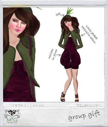 [MG fashion] group gift.sept09