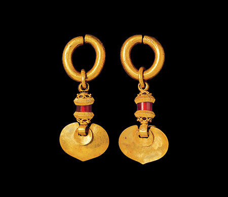 Ancient Earrings Inspire Today's Designs