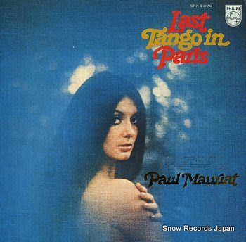 MAURIAT, PAUL last tango in paris