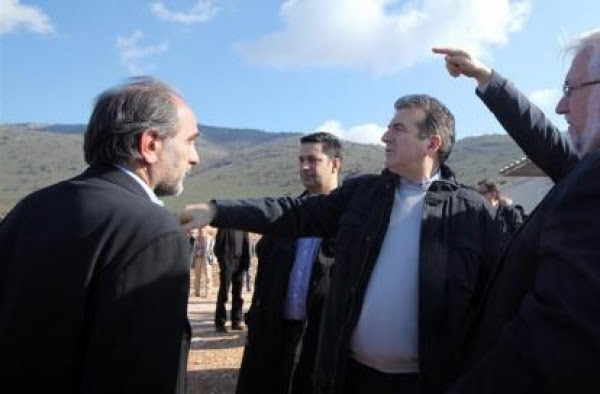 Εξαγγελίες από τον Μ. Χρυσοχοΐδη για άρση της συγκοινωνιακής απομόνωσης της ΒΔ Ελλάδας