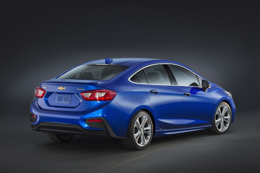 2016 Chevrolet Cruze Production Up And Running Smoother Than Ever
