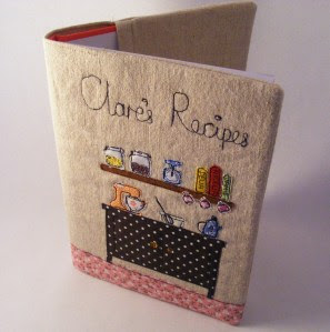 Recipe Notebook Front 2