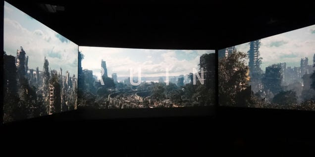Eyes On With the 270-Degree Future of Cinema