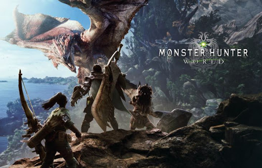 Monster Hunter World beta UK, EU, US release time with pre-load