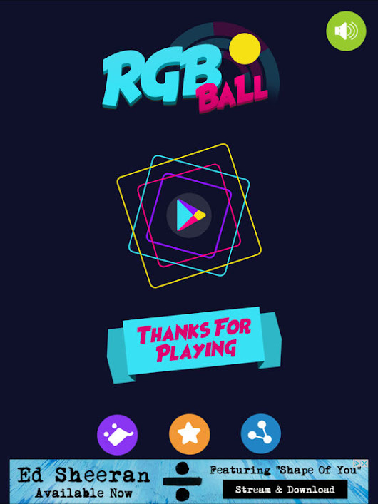 RGB Ball | iPhone App Reviews | iPhone Apps