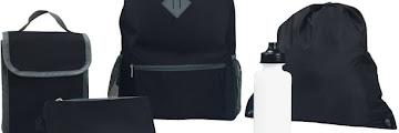 Walmart Backpacks Black