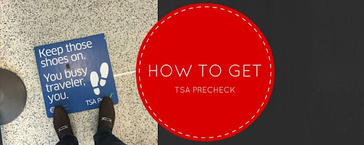 What is and How to Apply for TSA PreCheck