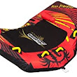 Amazon.com : Full Throttle Speed Ray Inflatable Tow Tube (2- Person) : Waterskiing Towables : Sports & Outdoors