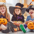 Kids who Live in Millburn-Short Hills Have a Blast on Halloween