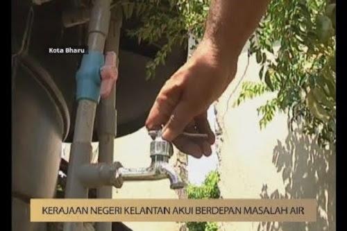 Isu air tidak selesai: Pas Khianati undi anak perantau