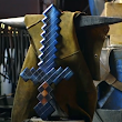Protect Your Loved Ones with a Real-Life Minecraft Sword