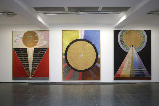 Discovering Occult Painter and Mystic Hilma af Klint