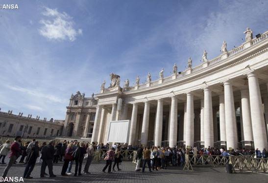 Jubilé de la Miséricorde: déjà 3 millions de pèlerins à Rome