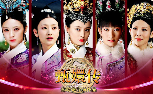 The Legend of Zhen Huan (2012) Review by sukting - Chinese TV Series -