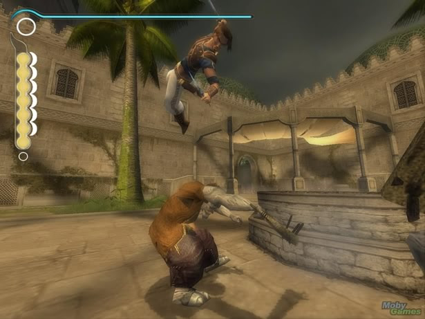 Prince of Persia 2003