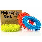 Spiky Sensory Ring Fidget Toy (Pack of 3) BPA/Phthalate/Latex-Free Sensory Toys