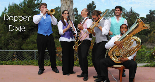 Dapper Dixie to Perform Free Dixieland Jazz Concert at the Oceanside Public Library - OsideNews