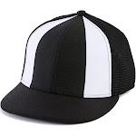 Alternative The Fenway Ball Cap OS Black & White