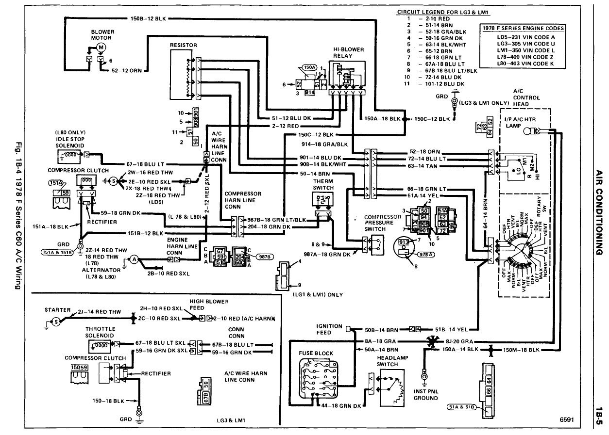86 K5 Blazer Wiring Diagram Headlight