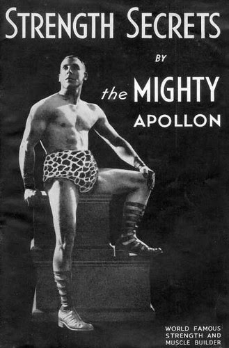 mighty apollon