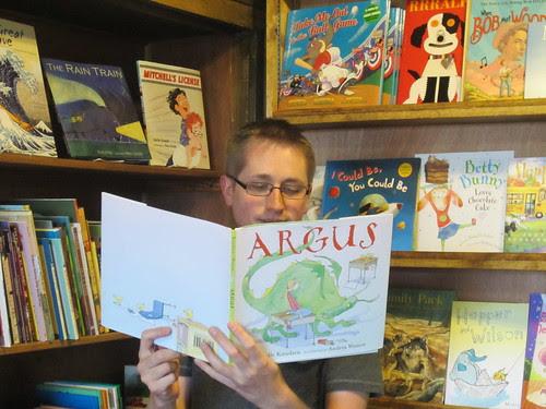 Where Mr. Schu Read This Summer: Sundance Books