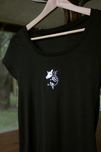 Skelly Pig Tshirt
