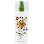BabyGanics Sunscreen Spray Mineral Based Fragrance Free 50 SPF 6 fl oz