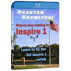 Phantom Knowledge Step-By-Step Training for DJI Inspire 1 Quadcopter (Blu-ray)