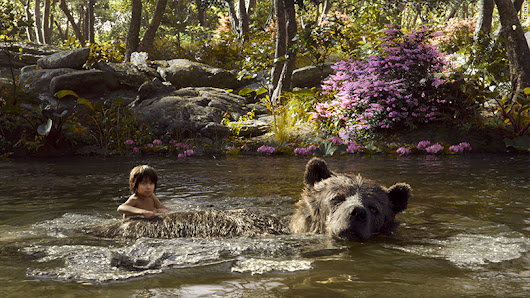 Disney's 'The Jungle Book' stampedes to huge $103.6 million opening