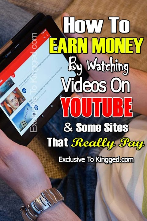 Make Money Watching Videos On Youtube