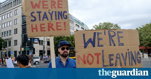 'Alternative white paper' by Britons in EU says rights must be protected | Politics | The Guardian