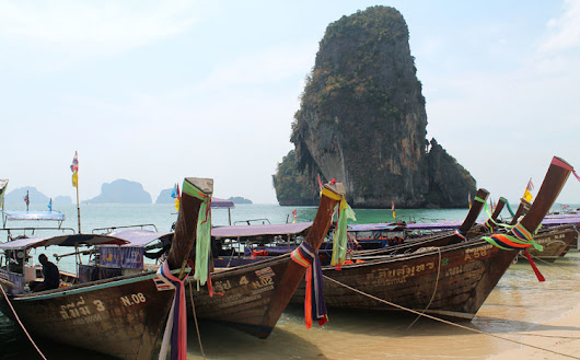 Beaches in Krabi, Thailand: Where Should You Stay? | Jonistravelling