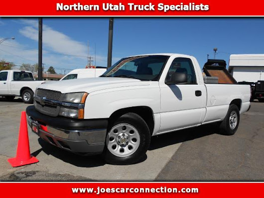 Used 2005 Chevrolet Silverado 1500 for Sale in Roy UT 84067 Joe's Car Connection