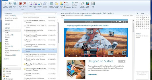 Microsoft is killing off Windows Live Mail – what should I do? | Technology | The Guardian