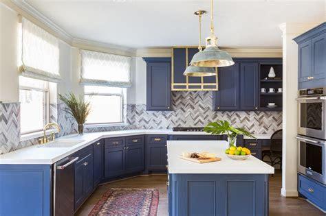 blue tiful kitchen cabinet color ideas hgtv