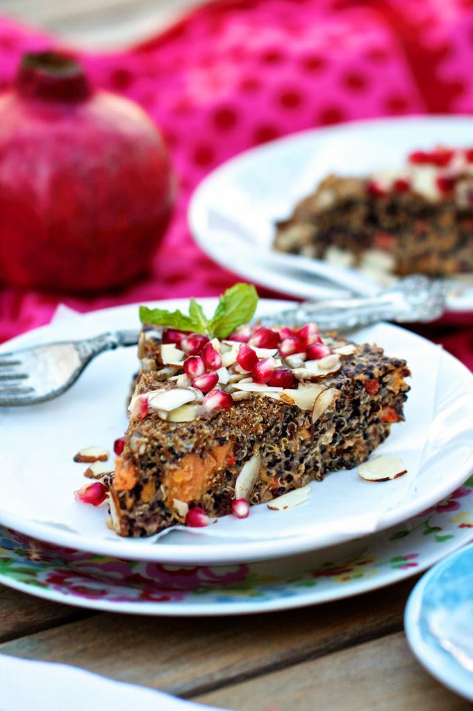 Quinoa Breakfast Bake Marla Meridith Photography-IMG_6460