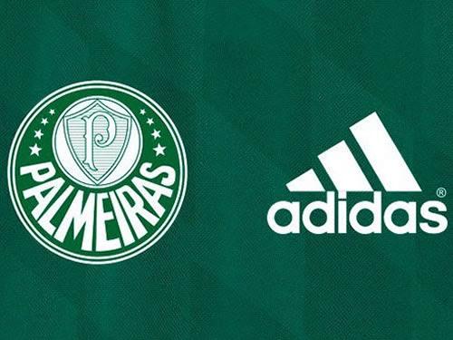 Adidas não vai renovar contrato com o Palmeiras no ano que vem