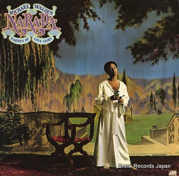 MICHAEL WALDEN, NARADA garden of love light