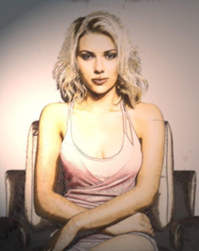 Scarlett Johansson Denny