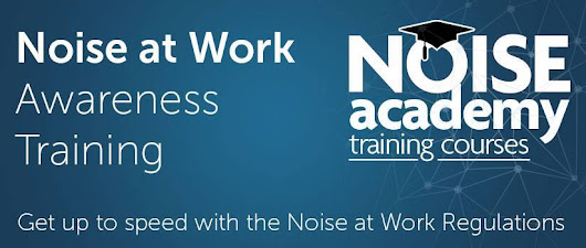 Noise at Work Training - Learn how to meet the 2005 Control of Noise at Work Regulations - NoiseNews