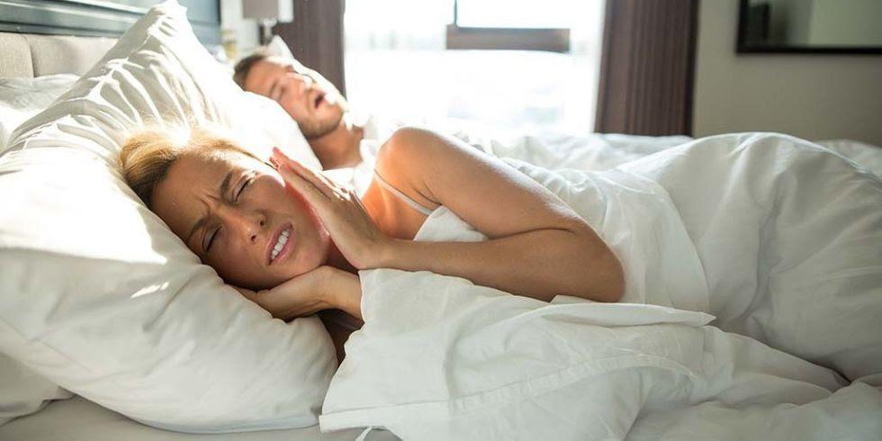 Desempeño sexual afectado por ¿ronquidos y somníferos?