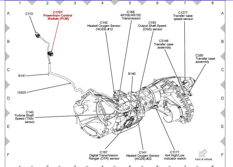 Ford F 150 Transmission Diagram Wiring Diagram Ultimate2 Ultimate2 Musikami It