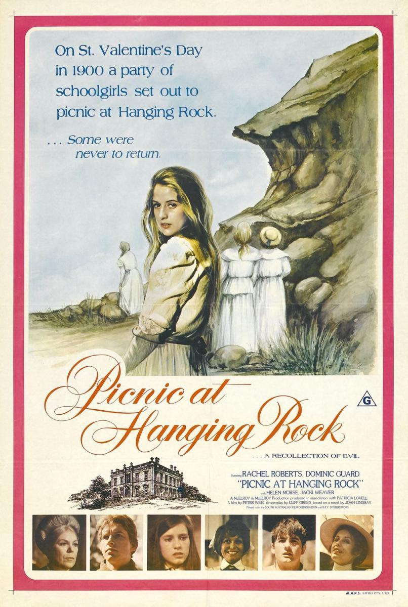 Picnic en Hanging Rock (1975)